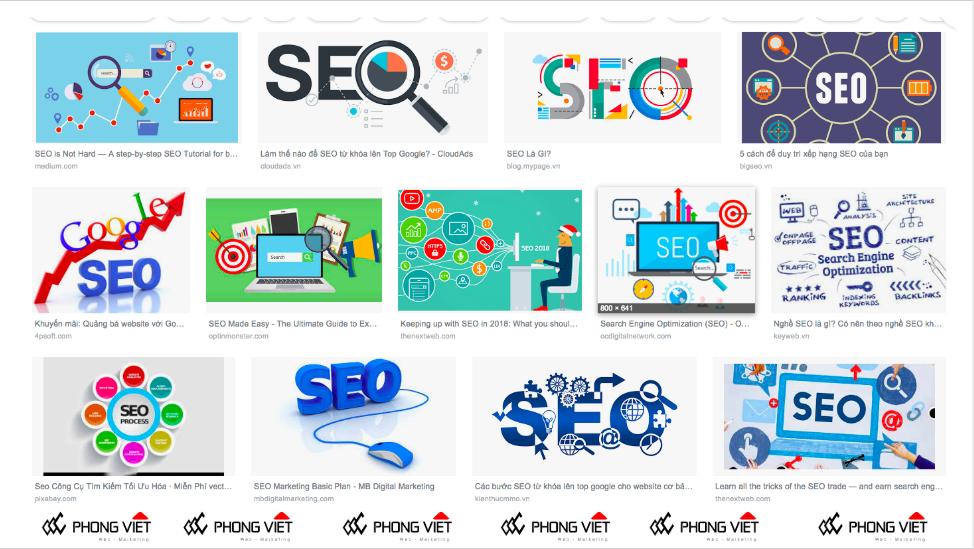 Dịch vụ seo marketing tổng thể tphcm